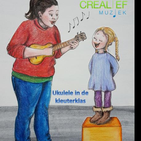 ukulele in de kleuterklas