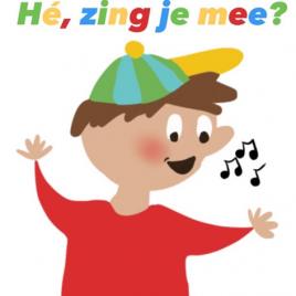 Hé zing je mee: intro- en eindlied