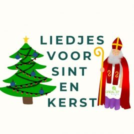 Liedjes voor Sint en Kerst